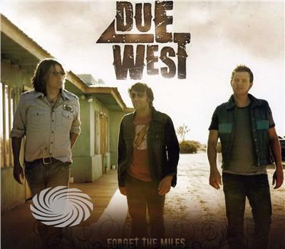 Due West - Forget The Miles - CD - thumb - MediaWorld.it