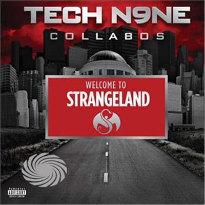 Tech N9ne Collabos - Welcome To Strangeland - CD - thumb - MediaWorld.it
