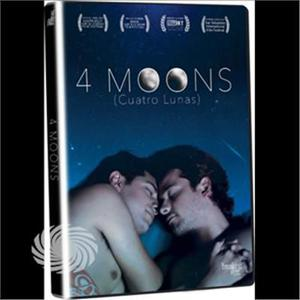 Velarde,Sergio Tova-Four Moons - DVD - thumb - MediaWorld.it