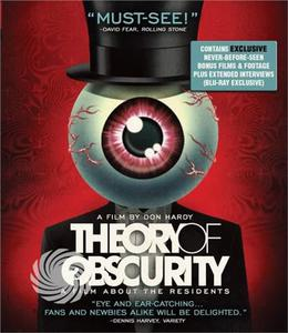 THE RESIDENTS - THEORY OF OBSCURITY - Blu-Ray - thumb - MediaWorld.it