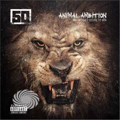 50 Cent - Animal Ambition: An Untamed Desire To Win - CD - thumb - MediaWorld.it