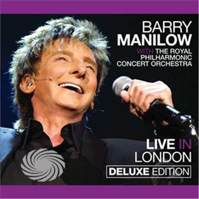 Manilow,Barry - Live In London - CD - thumb - MediaWorld.it