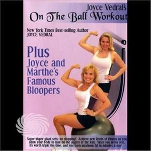 Vedral, Joyce-On The Ball Workout - DVD - thumb - MediaWorld.it