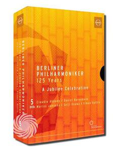Berliner philarmoniker 125 years - A jubilee celebration - DVD - thumb - MediaWorld.it