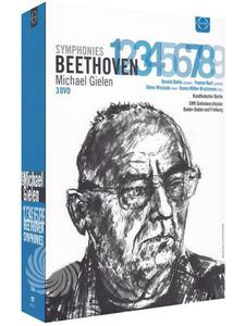 Ludwig van Beethoven / Michael Gielen - The symphonies - DVD - thumb - MediaWorld.it