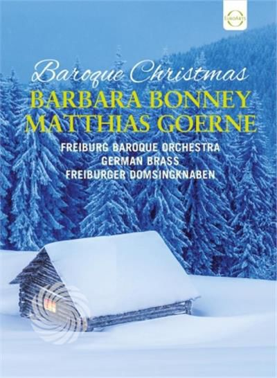 BACH JOHANN SEBASTIAN-BAROQUE CHRISTMAS - DVD - thumb - MediaWorld.it