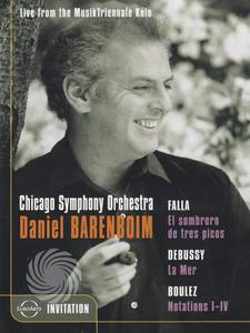 Daniel Barenboim - Chicago Symphony Orchestra - Live from the Musiktriennale Köln - DVD - thumb - MediaWorld.it
