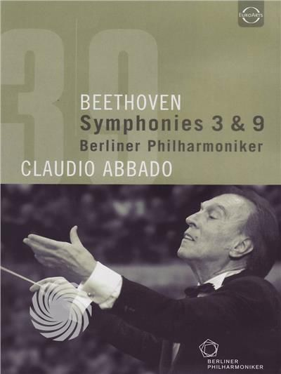 Ludwig Van Beethoven - Symphonies 3 & 9 - DVD - thumb - MediaWorld.it