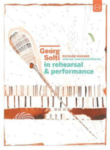 RICHARD WAGNER - GEORG SOLTI IN REHEARSAL & PERFORMANCE - TANNHAUSER-OVERTURE - DVD - thumb - MediaWorld.it