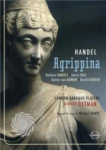 George Frideric Handel - Agrippina - DVD - thumb - MediaWorld.it