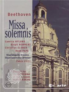 Ludwig Van Beethoven - Missa solemnis - DVD - thumb - MediaWorld.it