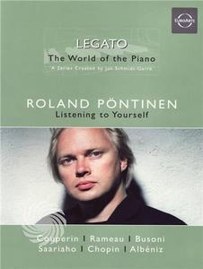 Legato - The world of the piano: Roland Pöntinen - DVD - thumb - MediaWorld.it