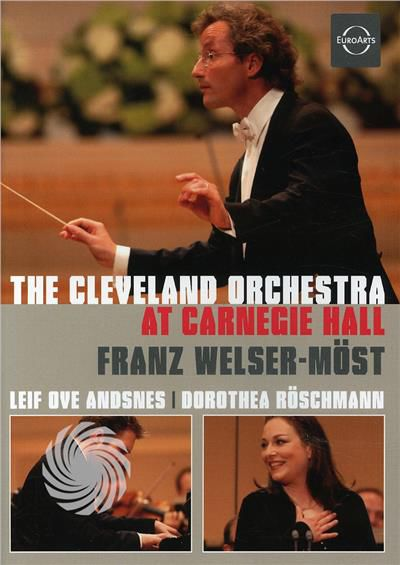 CLEVELAND ORCHESTRA - AT CARNEGIE HALL - DVD - thumb - MediaWorld.it