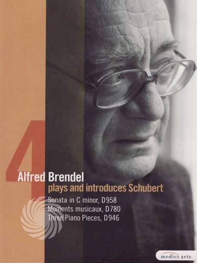 Alfred Brendel plays and introduces Schubert - DVD - thumb - MediaWorld.it