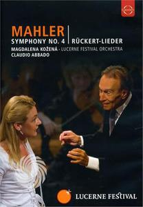 Mahler - Symphony n.4 - DVD - thumb - MediaWorld.it