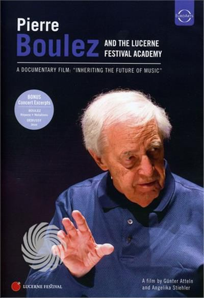PIERRE BOULEZ AND THE LUCERNE FESTIVAL ACADEMY - DVD - thumb - MediaWorld.it