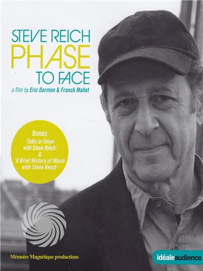Steve Reich - Phase to face - Blu-Ray - thumb - MediaWorld.it
