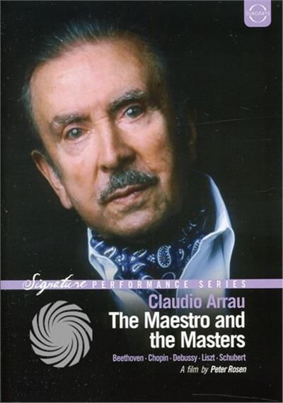 CLAUDIO ARRAU - THE MAESTRO AND THE MASTERS - DVD - thumb - MediaWorld.it