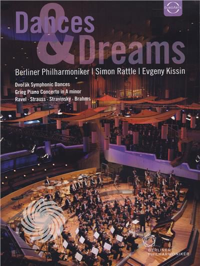 Berliner Philharmoniker, Simone Rattle, Evgeny Kissin - Dances & dreams - DVD - thumb - MediaWorld.it