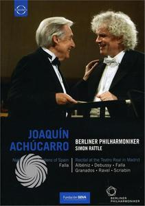 JOAQUIN ACHUCARRO - RECITAL AT THE TEATRO REAL DE MADRID - DVD - MediaWorld.it