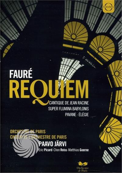 FAURE' - REQUIEM - DVD - thumb - MediaWorld.it