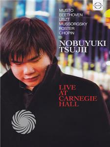 Nobuyuki Tsujii - Nobuyuki Tsujii - Live at Carnegie Hall - DVD - thumb - MediaWorld.it