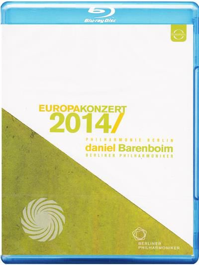 Europakonzert 2014 - Blu-Ray - thumb - MediaWorld.it