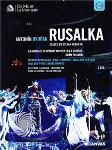 Antonín Dvorák - Rusalka - DVD - thumb - MediaWorld.it