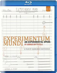 GIORGIO BATTISTELLI - EXPERIMENTUM MUNDI - AN EXPERIMENTAL OPERA - Blu-Ray - thumb - MediaWorld.it