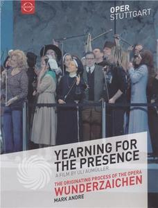 Yearning for the presence - Wunderzaichen di Mark Andre - DVD - thumb - MediaWorld.it