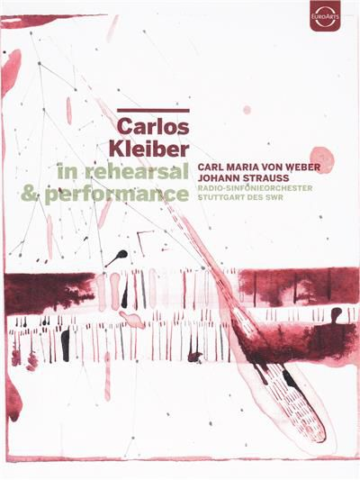 Carlos Kleiber in rehearsal and performance - DVD - thumb - MediaWorld.it