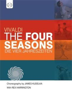 VIVALDI - THE FOUR SEASONS BALLET - DVD - MediaWorld.it