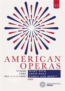 San Francisco Opera - American Operas - DVD - thumb - MediaWorld.it