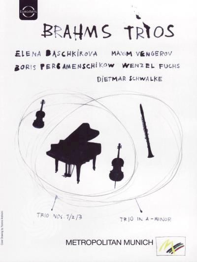 Johannes Brahms - Trios - DVD - thumb - MediaWorld.it