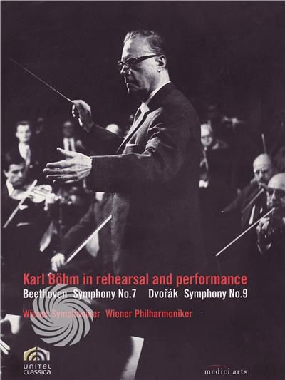 Karl Böhm - In rehearsal and performance - DVD - thumb - MediaWorld.it
