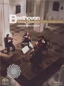 Ludwig van Beethoven / Julliard String Quartet - String quartets - DVD - thumb - MediaWorld.it