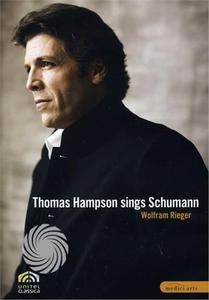 THOMAS HAMPSON SINGS SCHUMANN - DVD - thumb - MediaWorld.it