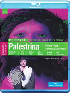 Hans Pfitzner - Palestrina - Blu-Ray - thumb - MediaWorld.it