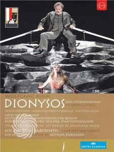 Wolfgang Rihm - Dionysos - DVD - thumb - MediaWorld.it