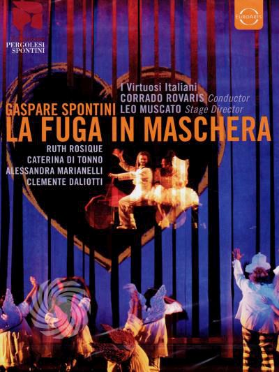 Gaspare Spontini - La fuga in maschera - DVD - thumb - MediaWorld.it