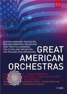 Boston Symphony Orch - Great American Orchestras - DVD - thumb - MediaWorld.it