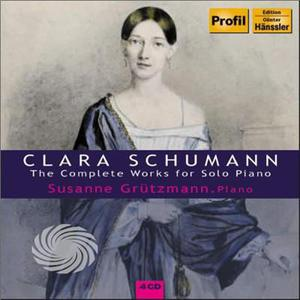 Schumann,C. - Complete Works For Piano - CD - thumb - MediaWorld.it