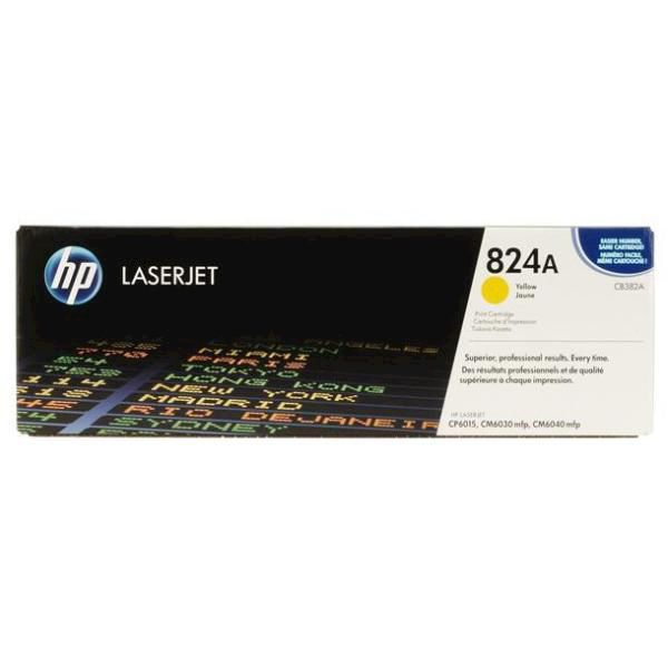 HP Toner 823A Giallo - thumb - MediaWorld.it