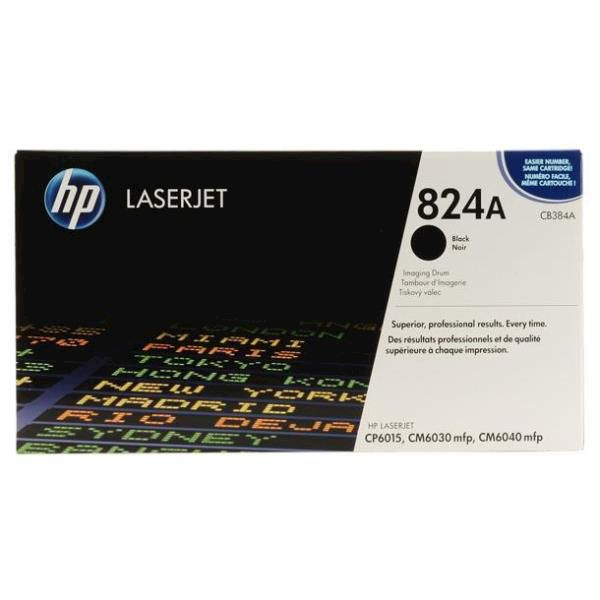 HP Toner 824A Nero - thumb - MediaWorld.it