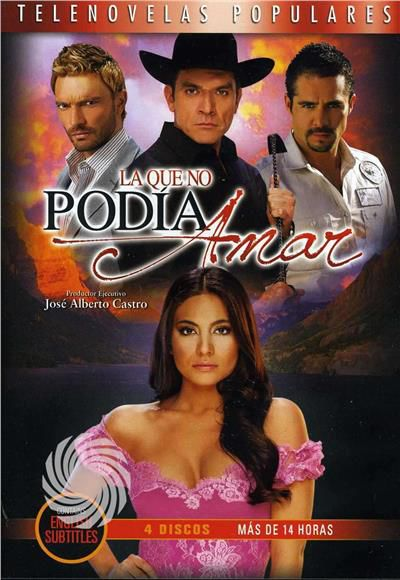 La Que No Podia Amar-La Que No Podi - DVD - thumb - MediaWorld.it