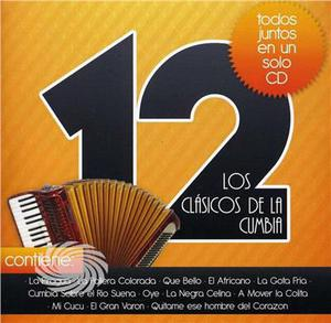 V/A - Los 12 Clasicos De La Cumbia - CD - thumb - MediaWorld.it