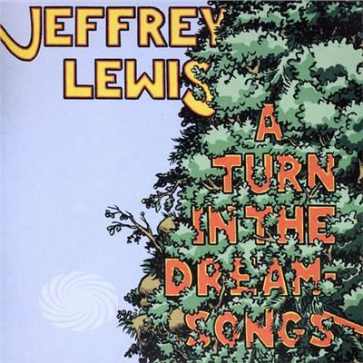 Lewis,Jeffrey - Turn In The Dream-Songs - CD - thumb - MediaWorld.it
