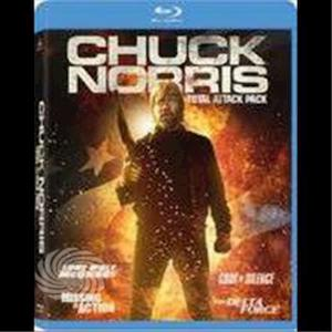 Blu- Chuck Norris Total Attack Pack (4pc - Blu-Ray - thumb - MediaWorld.it