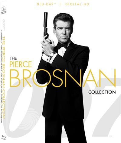 Blu- -007 The Pierce Brosnan Collec - Blu-Ray - thumb - MediaWorld.it