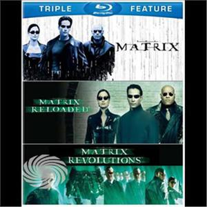 Blu- Matrix / Matrix Reloaded / Matrix R - Blu-Ray - thumb - MediaWorld.it